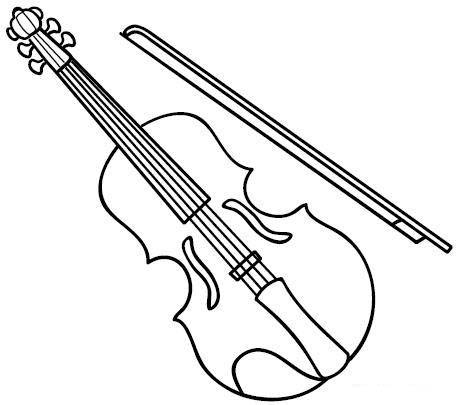 раскраска музыкальные инструменты детские раскраски для