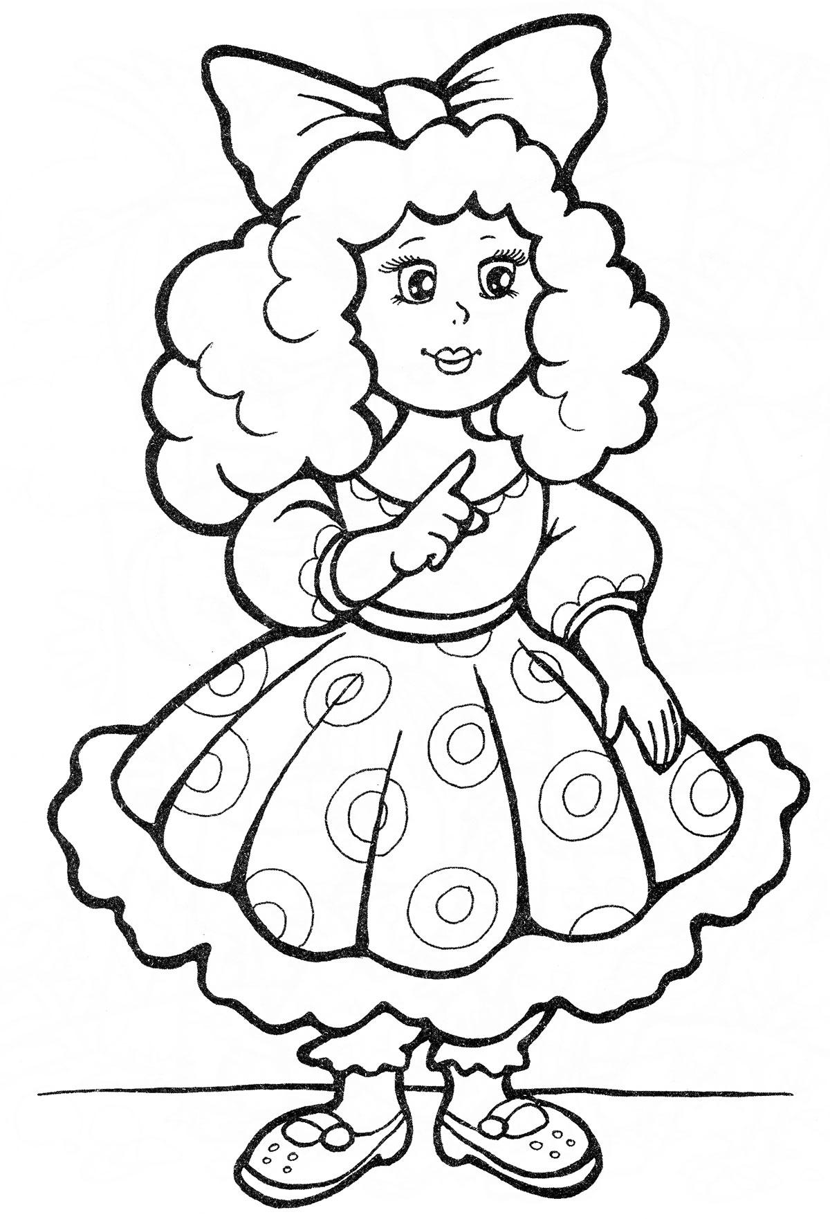 Раскраски для детей 4-5 лет - детские раскраски ...