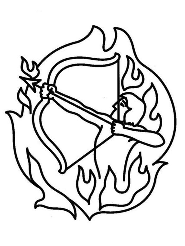 картинка со знаком зодиака водолей детская нет