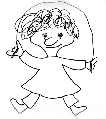 Раскраски Балди - детские раскраски распечать бесплатно