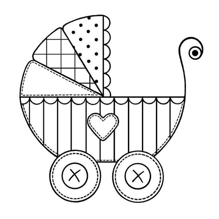 Шаблон коляска для открытки, прикольные про зубы