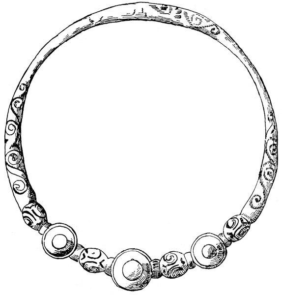 раскраска ожерелье распечатать силу разницы