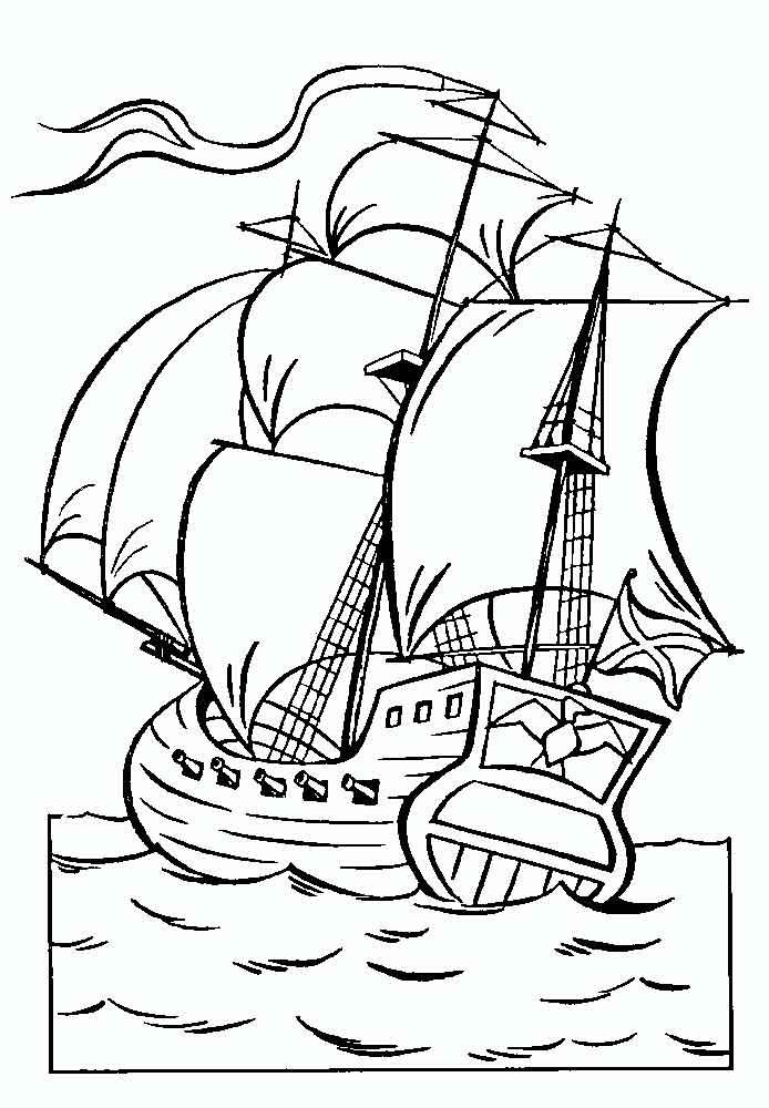 Рисунок раскраска к сказке о царе салтане