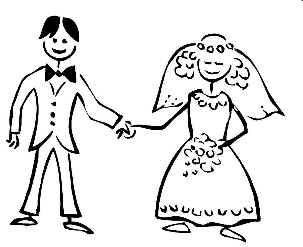 Картинки на свадьбу распечатать