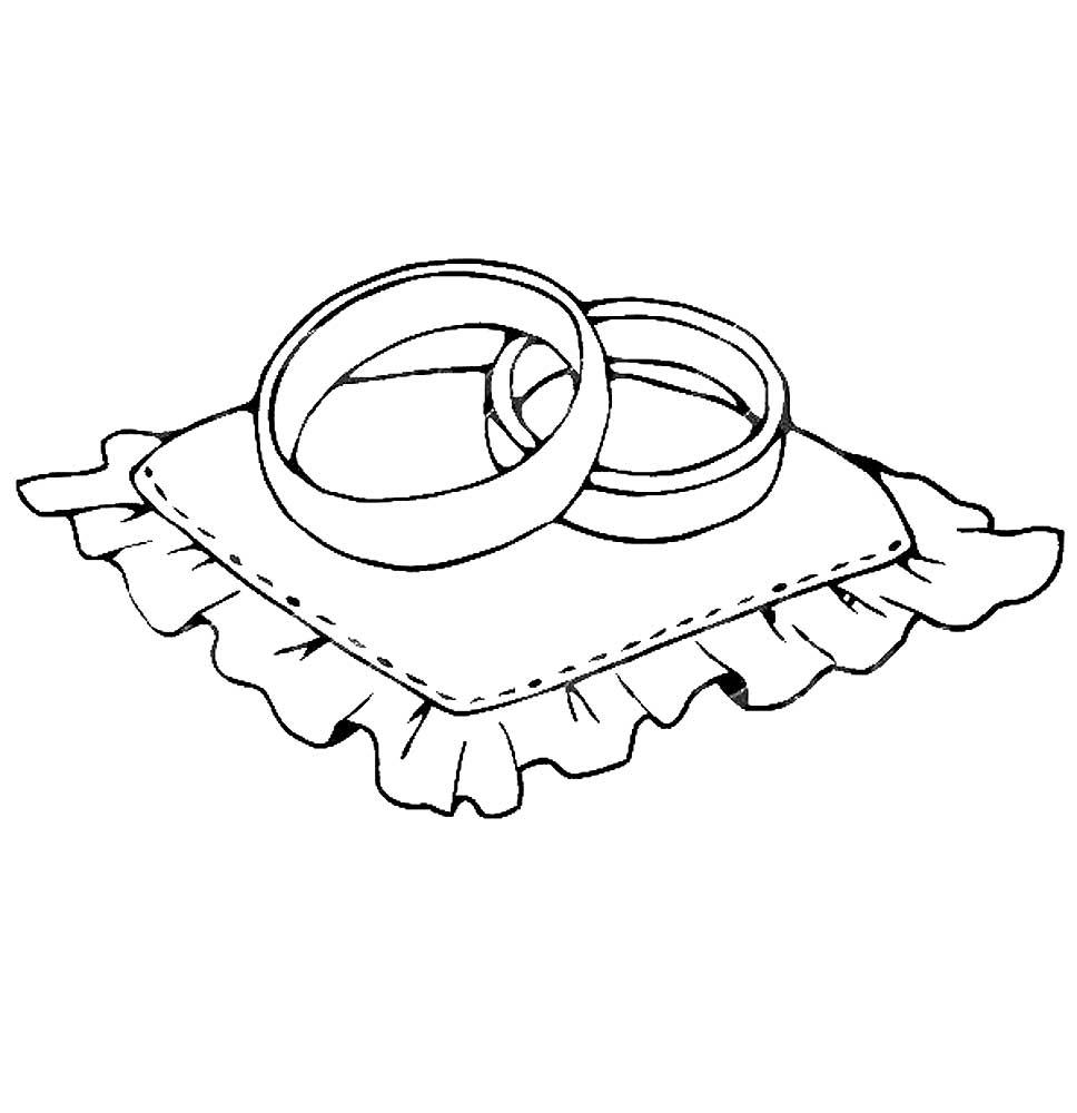 раскраски кольцо детские раскраски распечатать бесплатно