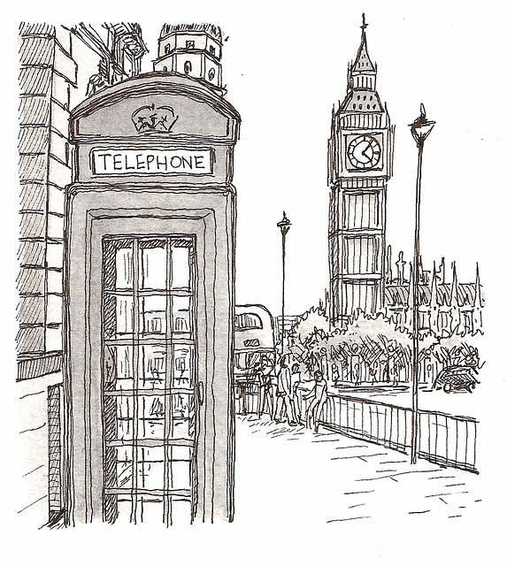 среди этих лондон рисунки легкие годик зацветет