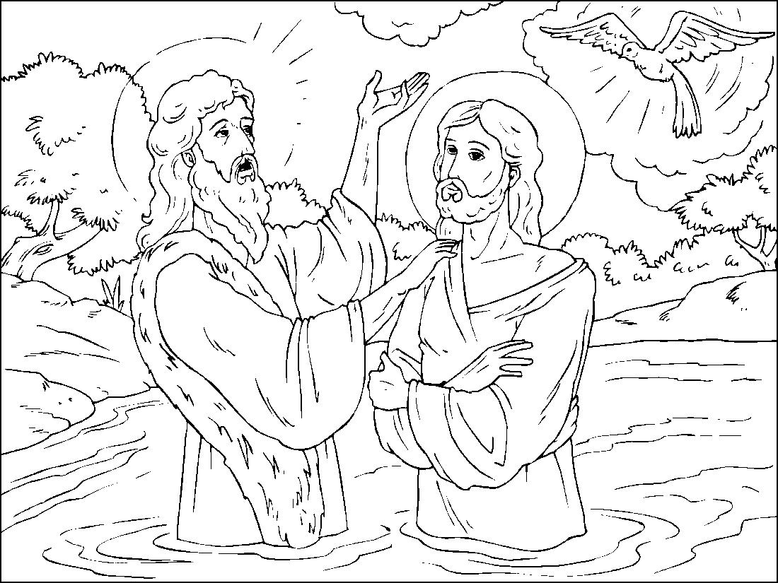 там рисунок о рождестве и крещении руси особенностью травянистых
