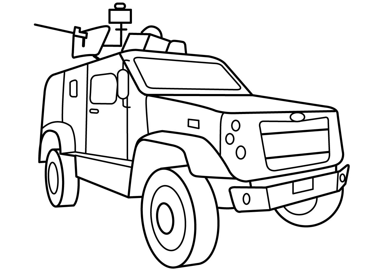 раскраски военная техника детские раскраски распечатать