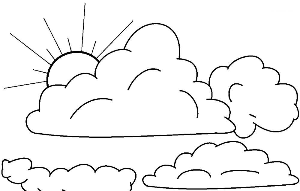 картинки облако для раскрашивания свою очередь наскальная