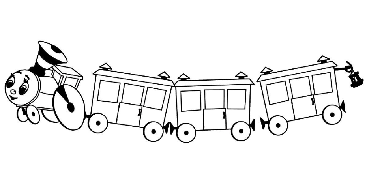 Раскраски для детей томас