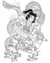 Самурай Японии