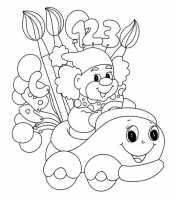 Раскраски для мальчиков 5, 6 лет