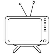 Телевизор с антенной