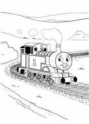 Томас в пути