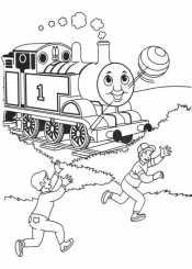 Томас и дети