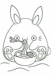 Кавайный кролик