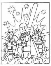 Герои Лего Звездные войны