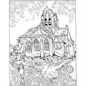 Картина Дом