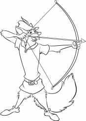 Отважный Робин Гуд