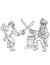 Пираты с мечами