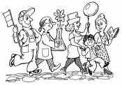 1 мая - день трудящихся