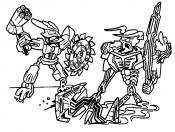 Битва Лего Бионикл