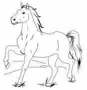 Лошадка для мальчиков