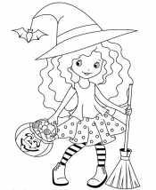 Маленькая ведьма
