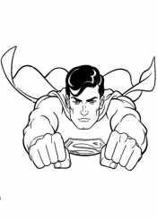 Полет Супермена