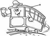 Трамвай с колокольчиком