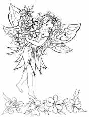 Цветочный эльф