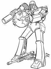 Робот и планета