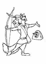 Храбрый Робин Гуд