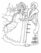 Елисей и царевна