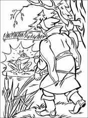 Царевич и лягушка