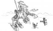 Механическая лошадь Ленса