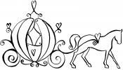 Карета с лошадкой