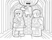 Лего из Лиги справедливости