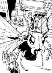 Сражение Человека-мурав