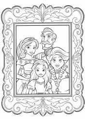 Семья из Авалора
