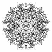 Рисунок Мандала