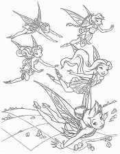 Феи летят
