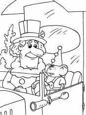 Дядюшка и обезьяна
