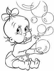 Пупсик с шарами