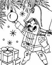 Новогодняя сказка Щелкунчик