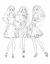 Модницы
