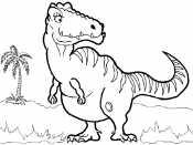 Добрый динозавр