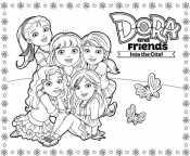 Картинка Даша и друзья