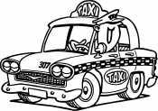 Такси с шофером