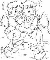 Дружба мальчика и девочки